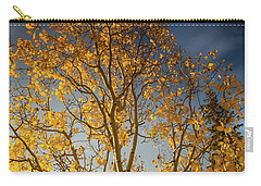 Rocky Mountain Fall Colors Carry-all Pouch