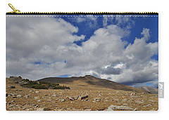 Rocky Mountain Tundra Carry-all Pouch