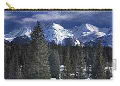 Rocky Mountains, Colorado Carry-all Pouch