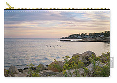 Rocky Neck State Park Blue Hour Carry-all Pouch