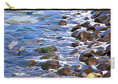 Rocky Shores Carry-all Pouch