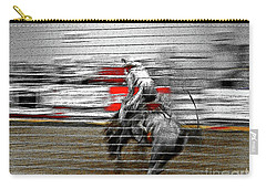 Rodeo Abstract V Carry-all Pouch