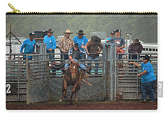 Rodeo Bronco Carry-all Pouch