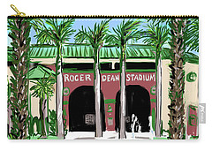 Roger Dean Stadium Carry-all Pouch