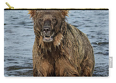Rogue Bear  Carry-all Pouch