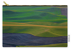 Rolling Fields Of The Palouse Carry-all Pouch