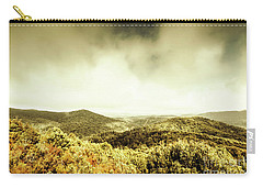 Rolling Hills Of The Tarkine, Tasmania Carry-all Pouch