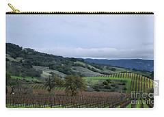 Rolling Vineyards Carry-all Pouch