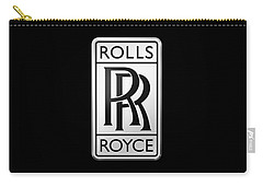 Rolls Royce Carry-all Pouch