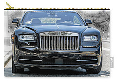Rolls - Royce Wraith Coupe 2016 Carry-all Pouch