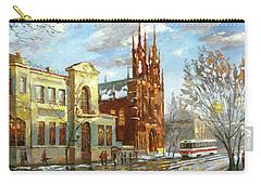 Roman Catholic Church Carry-all Pouch