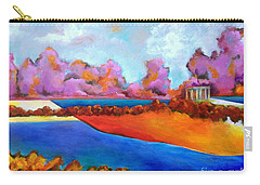 Roman Romance Carry-all Pouch by Elizabeth Fontaine-Barr