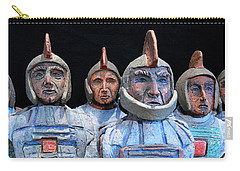 Roman Warriors - Bust Sculpture - Roemer - Romeinen - Antichi Romani - Romains - Romarere Carry-all Pouch