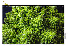 Romanesco Broccoli Carry-all Pouch