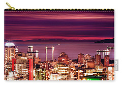 Romantic English Bay Carry-all Pouch