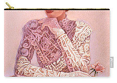 Romantic Lady Carry-all Pouch