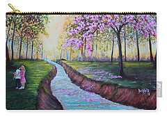 Romantic Moment Carry-all Pouch