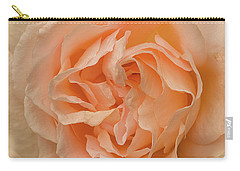 Romantic Rose Carry-all Pouch by Jacqi Elmslie