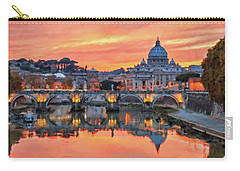 Rome And The Vatican City - 01  Carry-all Pouch
