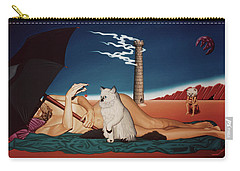 Romeo's Nightmare Carry-all Pouch