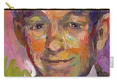 Ron Paul Art Impressionistic Painting  Carry-all Pouch