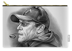 Ron Rivera Carry-all Pouch by Greg Joens