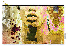 Ronaldinho Gaucho Carry-all Pouch by Svelby Art