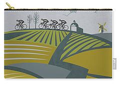 Ronder Van Vlaanderen Carry-all Pouch by Sassan Filsoof