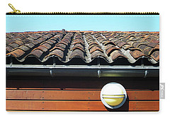Roofline Ripples Carry-all Pouch