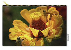 Carry-all Pouch featuring the digital art Room For More by Kim Henderson