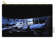 Carry-all Pouch featuring the photograph Room For Rent by Sean Sarsfield