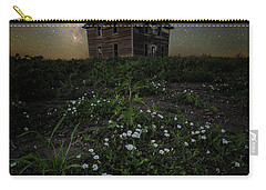 Carry-all Pouch featuring the photograph Room With A View by Aaron J Groen
