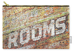 Rooms Carry-all Pouch by Ethna Gillespie