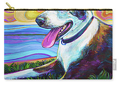 Rooney Carry-all Pouch by Robert Phelps