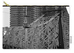 Carry-all Pouch featuring the photograph Roosevelt Island Tram by John Harding
