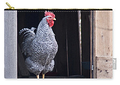 Rooster With Attitude Carry-all Pouch