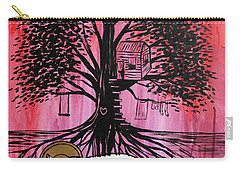 Rooted In Him Carry-all Pouch
