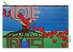 Rooted In Trust Carry-all Pouch
