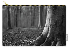 Carry-all Pouch featuring the photograph Rooted by Will Gudgeon