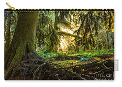 Roots And Light Carry-all Pouch