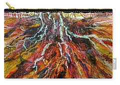 Roots From The Past Carry-all Pouch