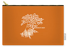 Roots In Tennessee Carry-all Pouch