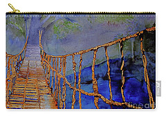 Rope Bridge Carry-all Pouch