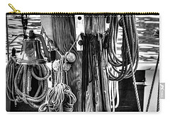 Ropes Carry-all Pouch by Adrian LaRoque