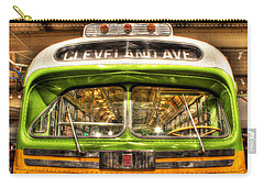 Rosa Parks Bus Dearborn Mi Carry-all Pouch by Nicholas  Grunas