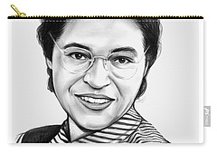 Rosa Parks Carry-all Pouch