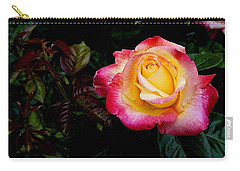 Rose 1 Carry-all Pouch