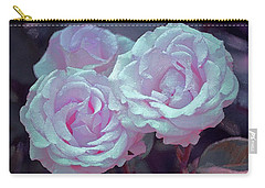 Rose 118 Carry-all Pouch by Pamela Cooper