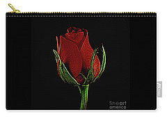 Rose 123 Carry-all Pouch