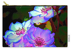 Rose 127 Carry-all Pouch by Pamela Cooper